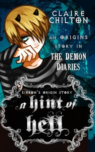 Review!! A Hint of Hell by Claire Chilton