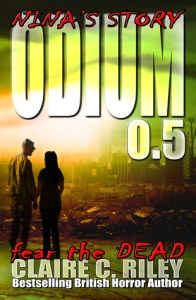 Day 15: Odium 0.5 by Claire C. Riley