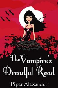 Vampire's Dreadful Read by Piper Alexander