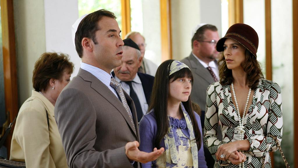 Ari Gold and family in Entourage