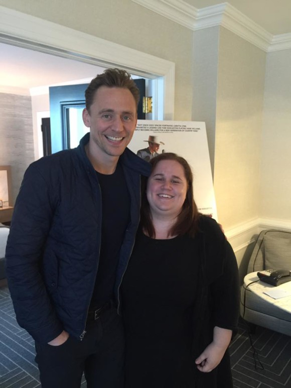 Tom Hiddleston I saw the light interview