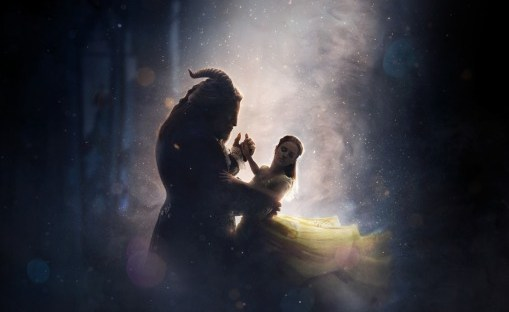 beauty and the beast poster 2017