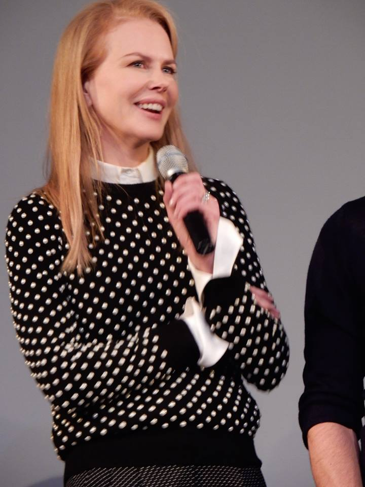 Nicole Kidman at Sundance 2015 for Strangerland