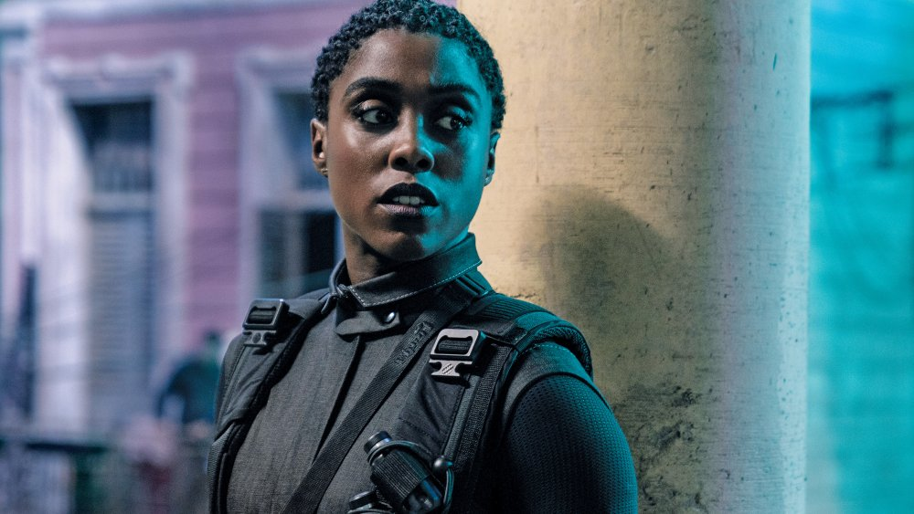 Lashana Lynch as Nomi in No Time To Die James Bond