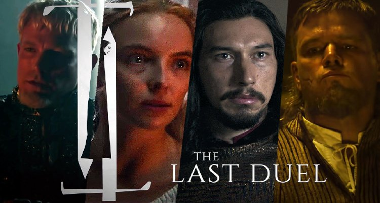 The Last Duel banner