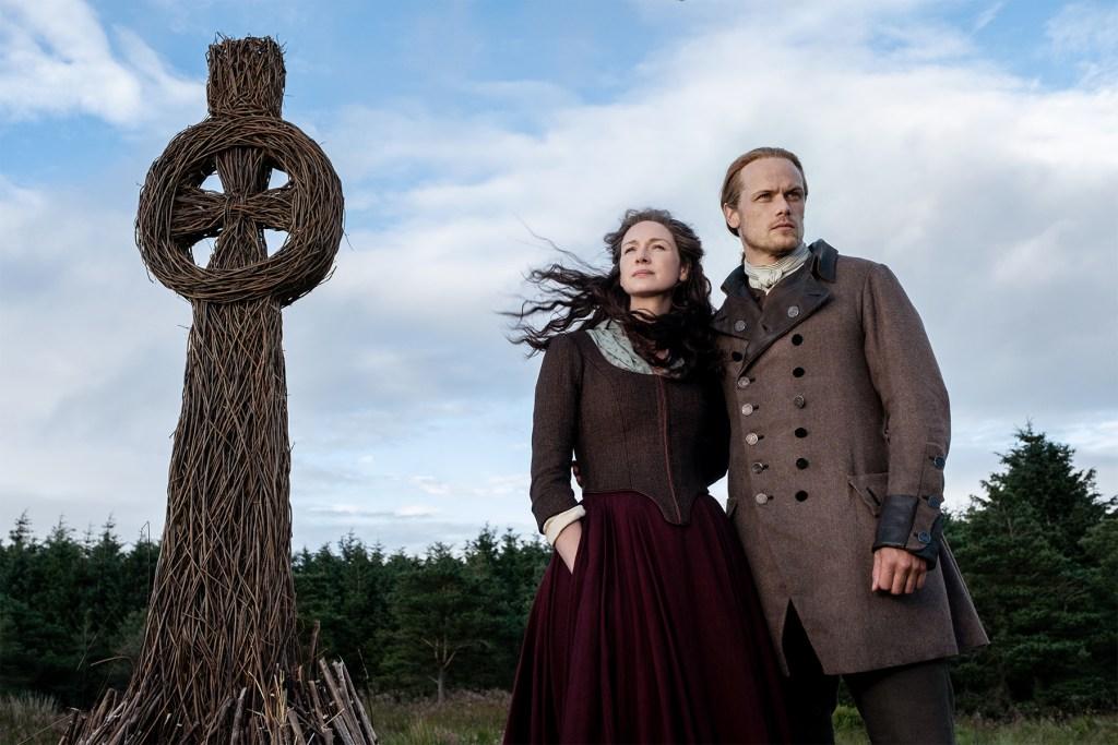 """Outlander Season 5 Episode 1 """"The Fiery Cross"""""""