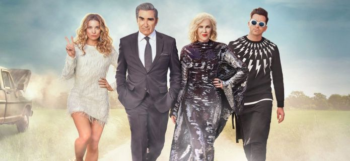 'Stop and Fangirl' Episode 101: Crazy for 'Schitt's Creek'!
