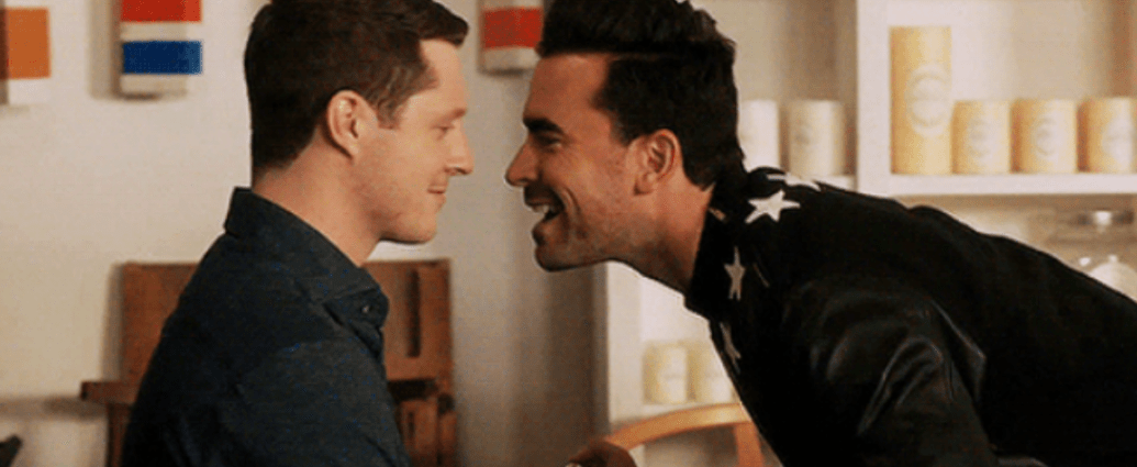 I Will Go Down with This Ship: David & Patrick from 'Schitt's Creek' Edition