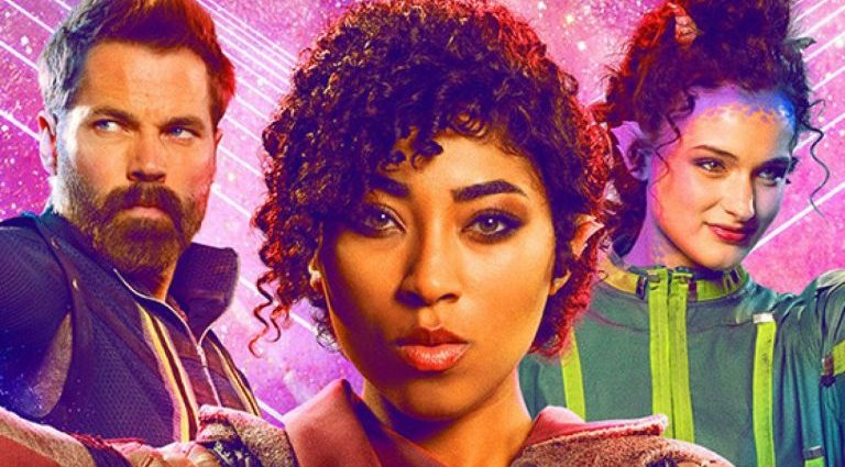 """Cancelling 'Vagrant Queen' Flies in the Face of SYFY's """"Dedication"""" to Diversity & Representation"""
