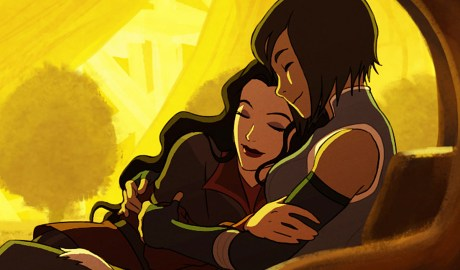 I Will Go Down with This Ship: Korrasami Edition