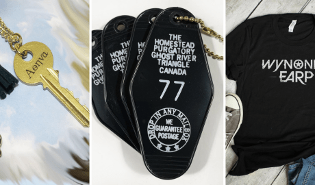 10 'Wynonna Earp' Themed Gifts You Can Buy on Etsy