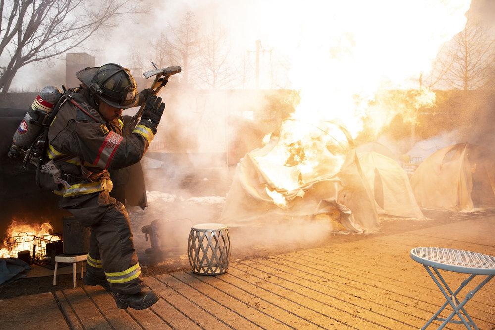 "Chicago Fire 9x07 ""Dead of Winter"""