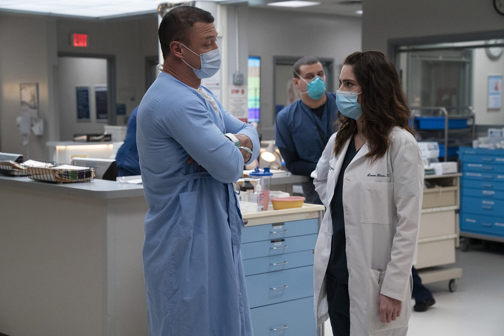 """NEW AMSTERDAM -- """"All I Need"""" Episode 304 -"""