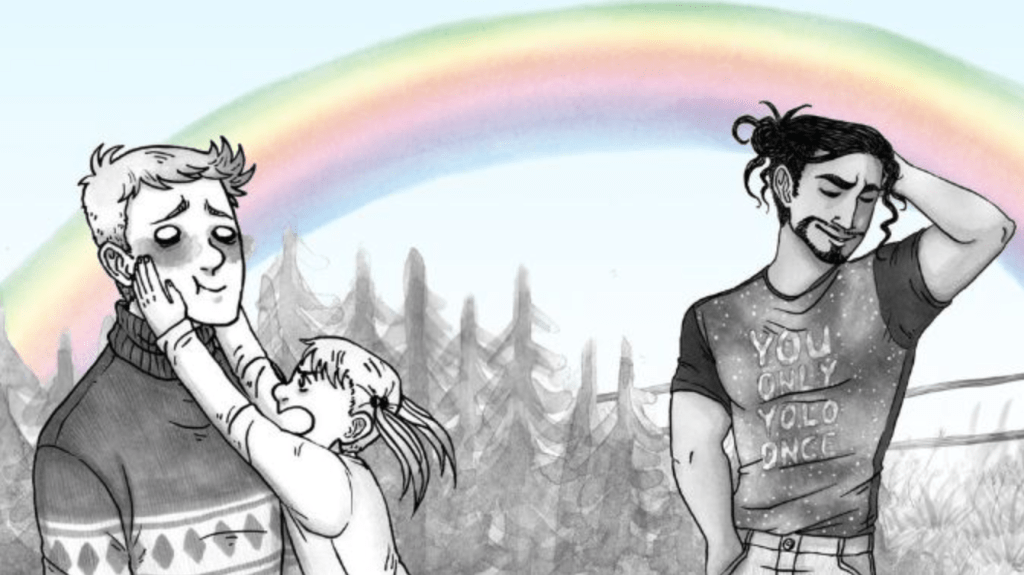 Queerly Not Straight: 7 LGBTQ+ Webtoons You Should Read in 2021