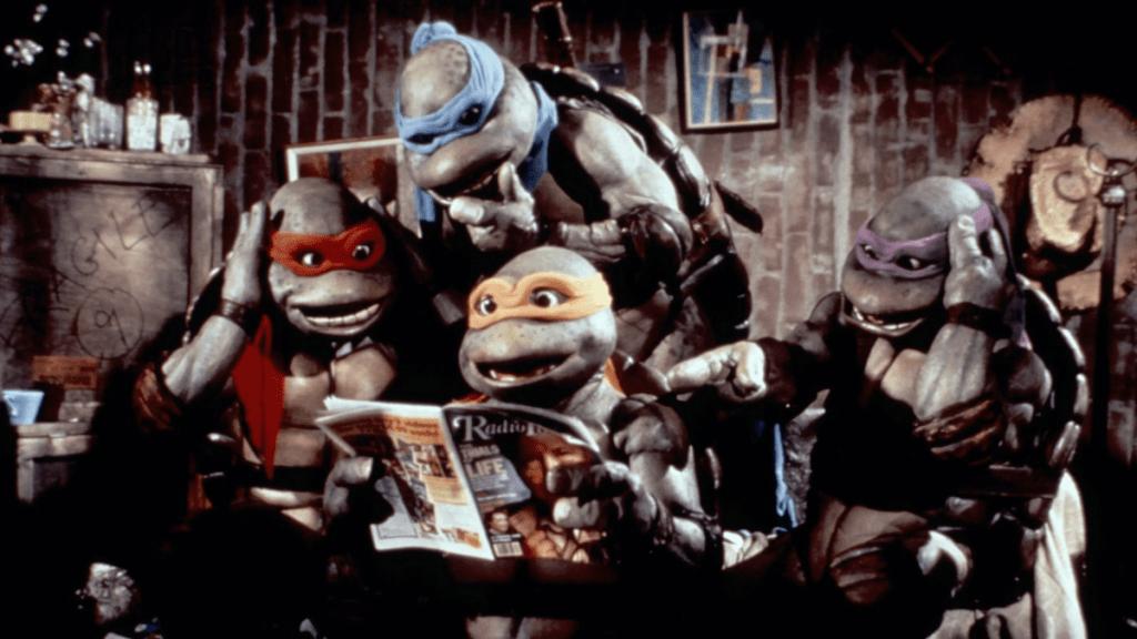 #WayBackWednesday – Teenage Mutant Ninja Turtles II: The Secret of the Ooze (1991)
