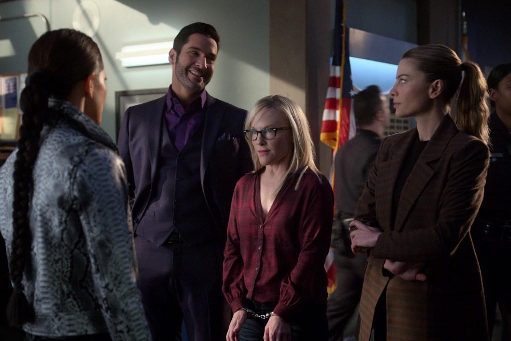 Fangirlish Reacts to Lucifer Season 5B: Linda