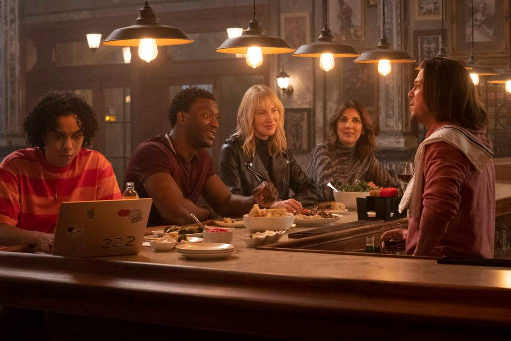 'Leverage: Redemption' Releases Its Trailer
