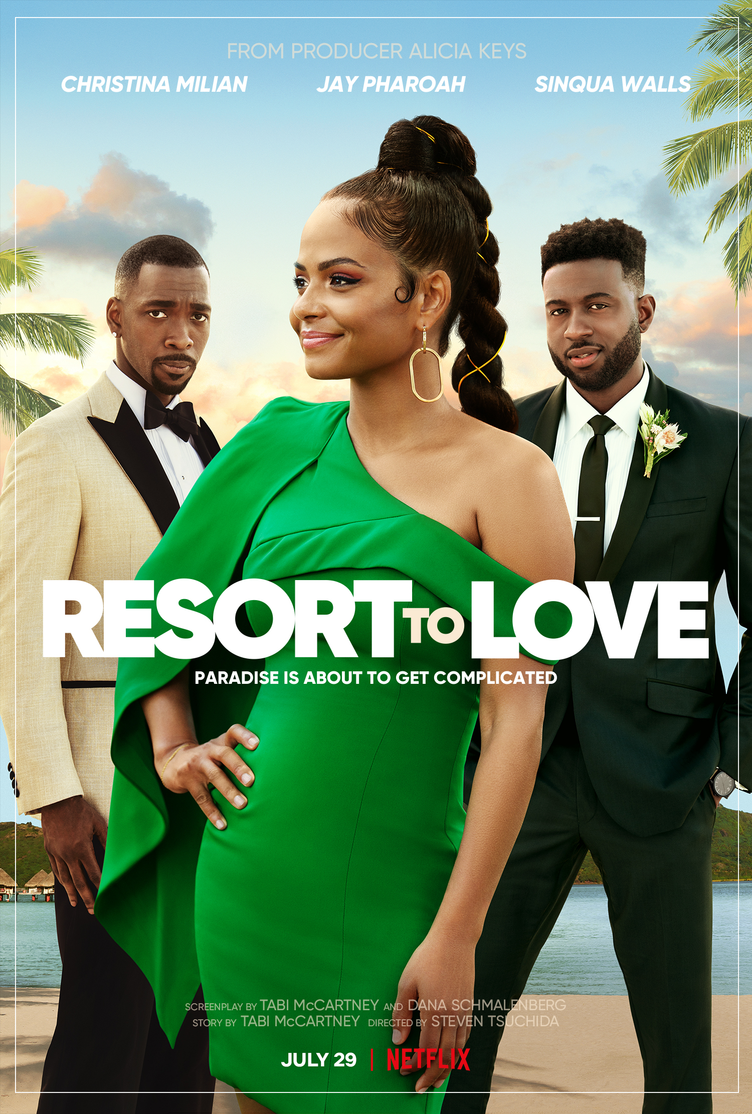 'Resort To Love' Releases Its Trailer And First Look