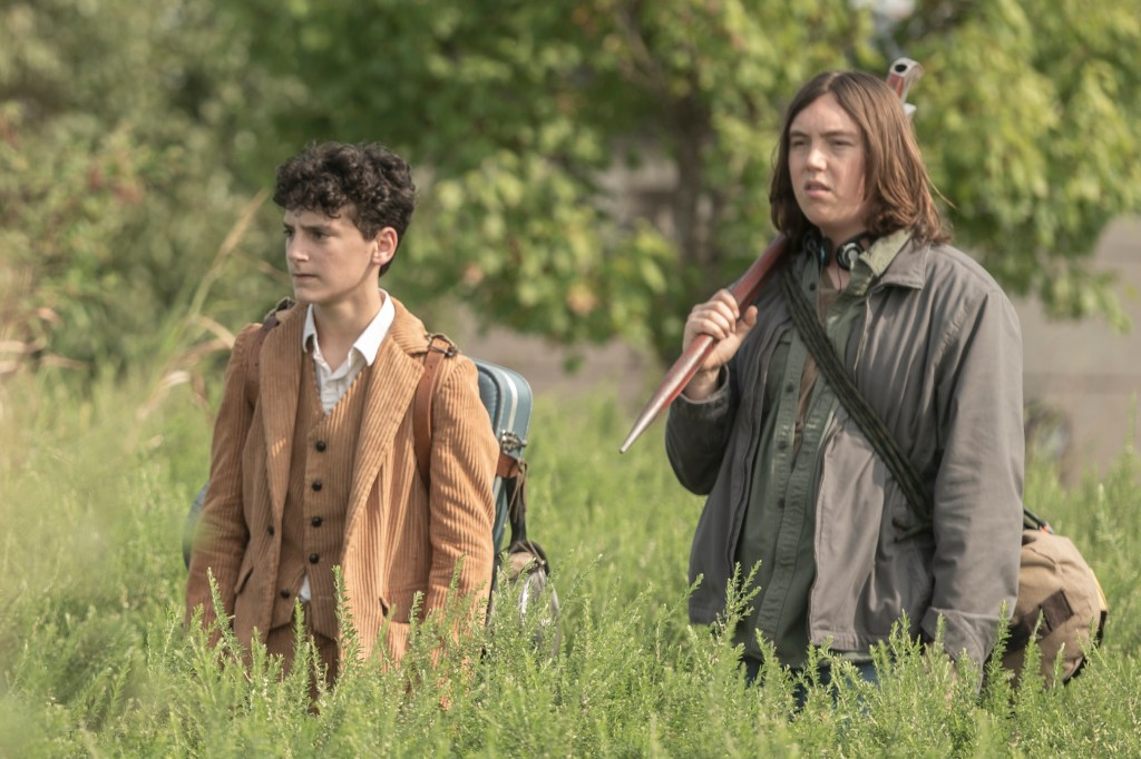 Nicolas Cantu Talks The Walking Dead: World Beyond And Latin Representation