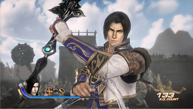 dynasty warriors 7 cao pi screenshot