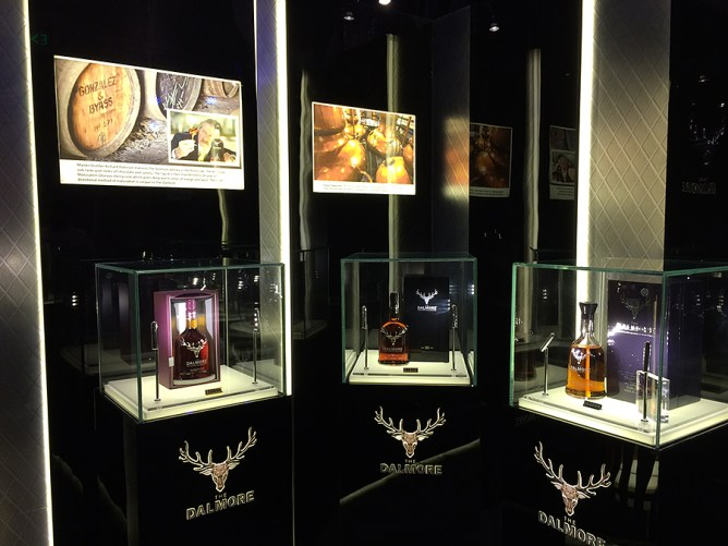 whisky live manila 2016 dalmore booth