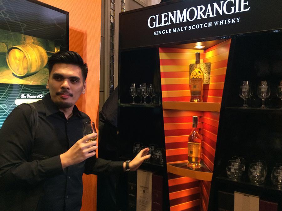 whisky live manila 2016 glenmorangie glasses