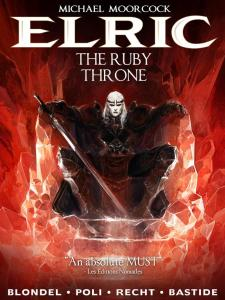 Elric Vol. 1 The Ruby Throne