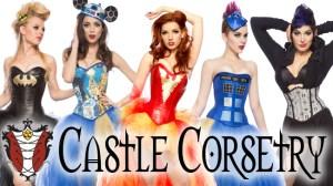 castle corsetry