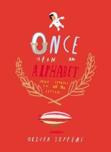 Cover for Once Upon an Alphabet