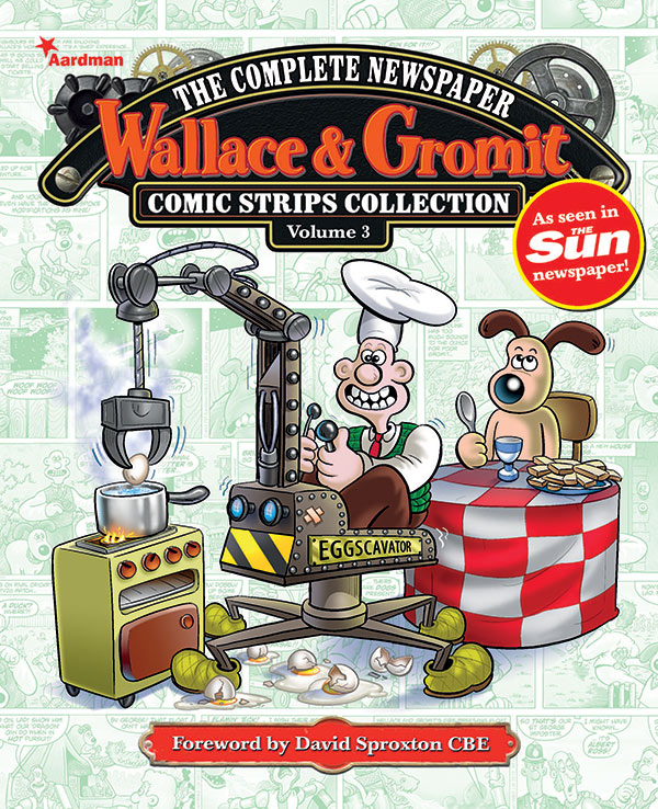 WALLACE & GROMIT VOL 3