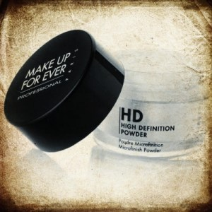 Makeup Forever HD Microfinishing Powder
