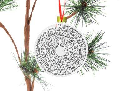 pi-ornament