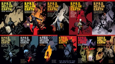 BPRD_Hell_on_Earth_Trade_Collections