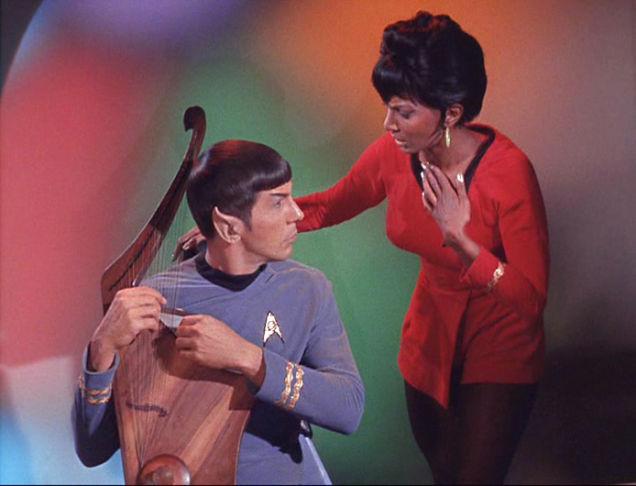 SpockandUhura