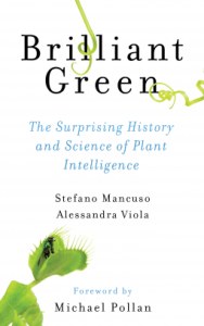 Cover for Brilliant Green by Stefano Mancuso and Alessandra Viola