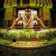 The final cover for Get Jiro: Blood and Sushi