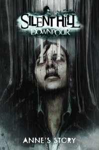 Silent Hill Downpour TPB Cover