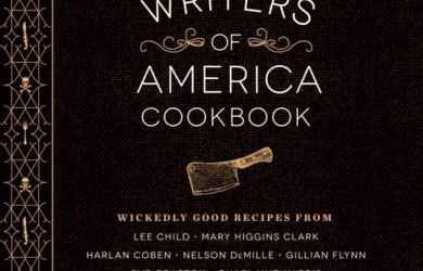 The Mystery Writers of America Cookbook Cover