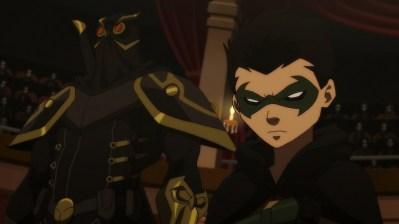 Talon and Robin