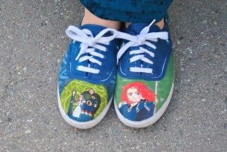 Wondercon 2015 Shoes