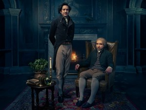 Jonathan Strange and Mr. Norrel TV promo