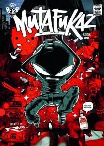 Mutafukaz Volume 1 Cover