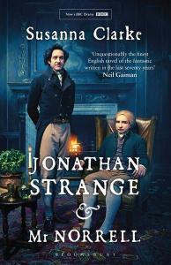 The new Jonathan Strange and Mr Norrell cover