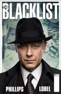 The Blacklist #1 Photo Cover B