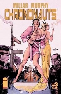 Chrononauts #3 Cover A