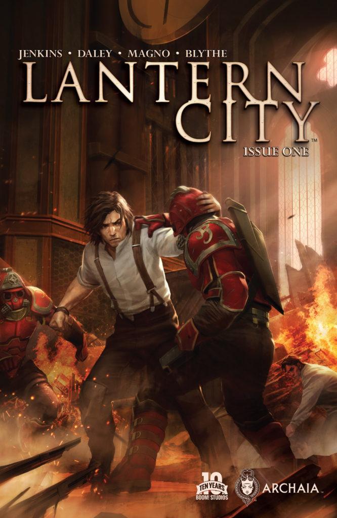 Lantern City 1 Is A Must Read Fangirlnation Magazine