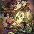 Legenderry: Green Hornet #4 cover