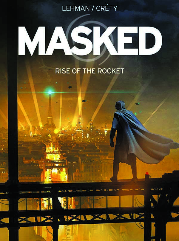 Masked Vol. 2 Cover