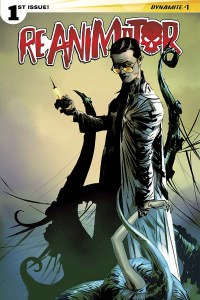 Reanimator #1 Cover A by Lee