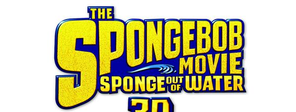 SpongeBob SquarePants Sponge Out of Water Logo